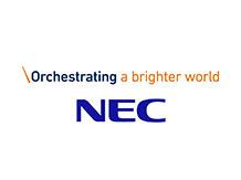 Logo PT NEC Indonesia
