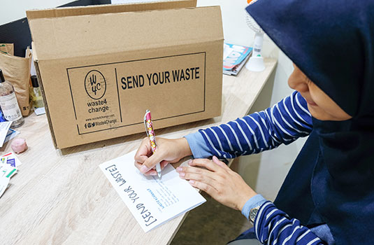 Send Your Waste image