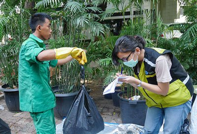Solid Waste Management Research image