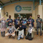 Waste4Change provides Black Soldier Flies Training for 2 Waste Management Sites (TPS)