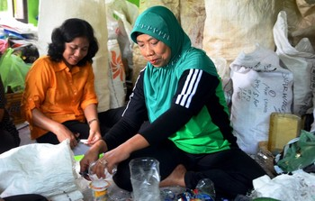 Waste Bank to Support Indonesia Clean-from-Waste 2025