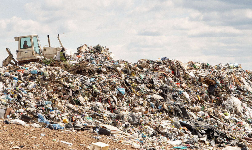 Observing the Conditions of Overseas Waste Processing Sites