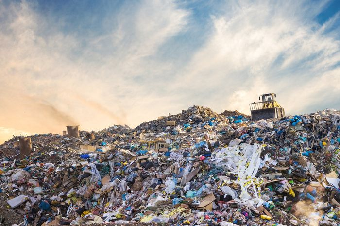 Illustration of landfill - Source: vchal/Gettyimages