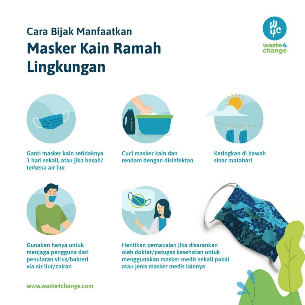 How to Wash & Care for Your Reusable Mask