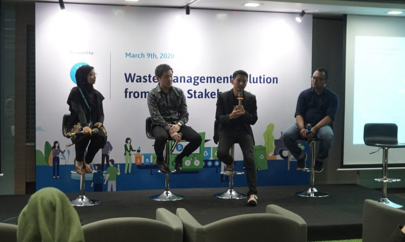 Waste Management Startup, Waste4Change, Receives Investment from Agaeti Ventures and Partners