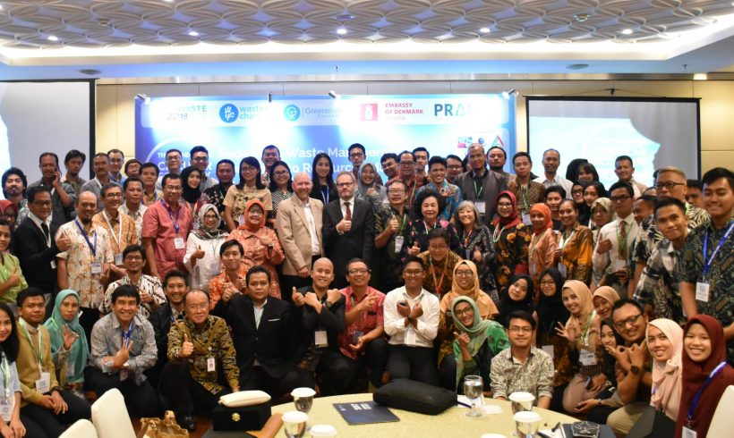 The 2nd Indonesia CEF 2018: Redefining Waste Management