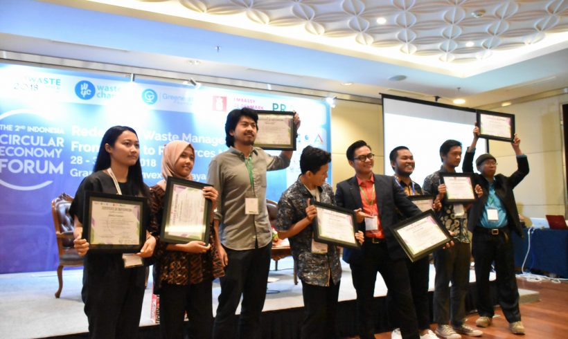 2nd Indonesia CEF's 10 Best Innovations in Sustainable Waste Management