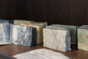 Soap bars sold in Green bulk store, Canada. Source: wastelandrebel.com