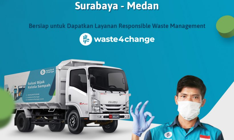 Our Responsible Waste Management Service is Now Available in 5 More Cities!