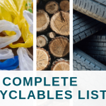The Complete Recyclables Guide