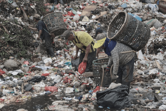 Waste and Health: Skin Disease Suffered by Waste Pickers in Several Landfills in Indonesia