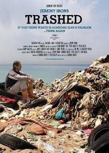 Poster film Trashed (2012). Sumber: Wikipeia