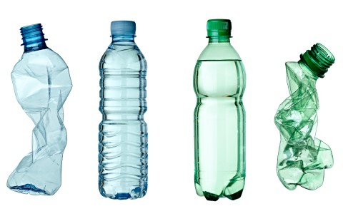 PET Bottles - Source: Mould and Die World Magazine