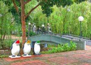 Taman Tebet Honda di Jakarta Selatan