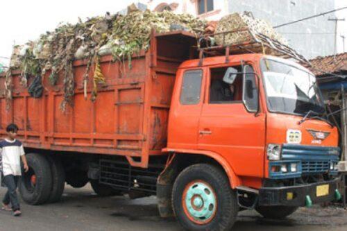 Truk Sampah Indonesia