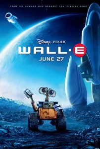 Wall-E Movie Poster. Source: IMDBWall-E Movie Poster. Source: IMDB