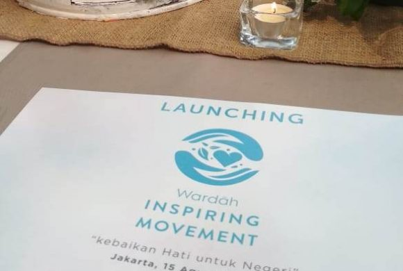 The Launching of Wardah Inspiring Movement (August 15th, 2018)