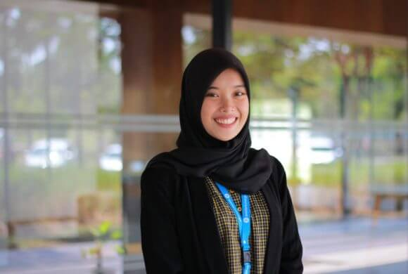 Getting to Know The Woman Behind Waste4Change's Organic Waste Management Unit: Khairunnisa Humaam