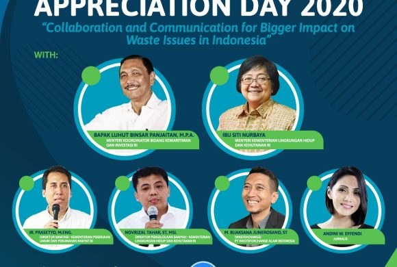 "Waste4Change Appreciation Day Highlights The Importance of ""Collaboration and Communication"" in Realizing Sustainable Waste Management in Indonesia"