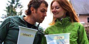 Salah satu cuplikan adegan film A Clean Bin project. Sumber: National Geographic Australia
