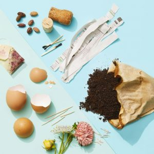 Examples of waste that can be turn into compost. Source: goodhousekeeping.com