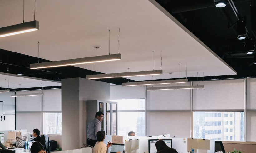 New Year New Office: Improve Your Workplace to Become Zero-Waste
