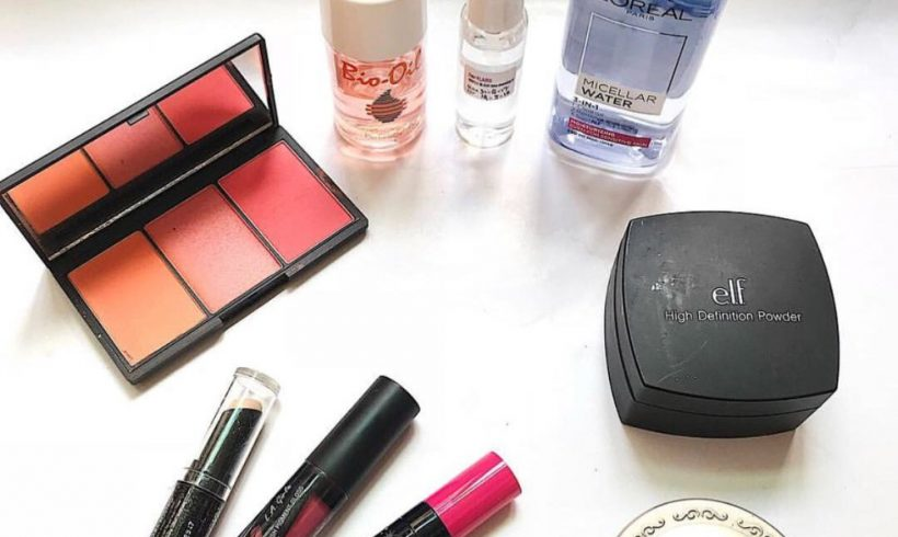 A Solutions for Your Cosmetics Waste