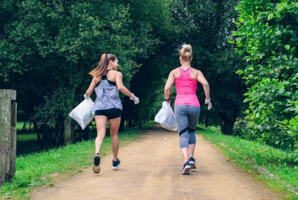 Plogging: The New Swedish Trend of Running while Picking Up Trash