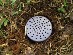 Gambar Permukaan Lubang Resapan Biopori