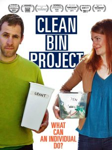 Poster film The Clean Bin Project. Sumber: amazon.com