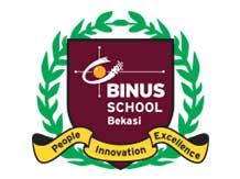 Logo Binus School Bekasi